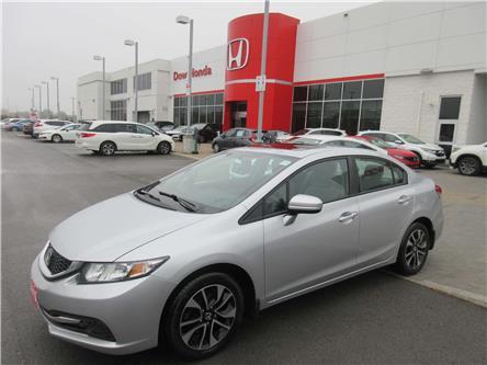 2015 Honda Civic EX (Stk: SS3663) in Ottawa - Image 2 of 15