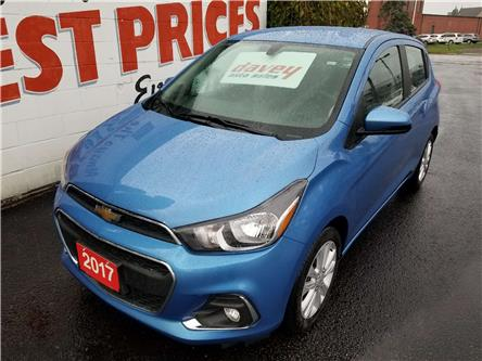 2017 Chevrolet Spark 1LT CVT (Stk: 19-676) in Oshawa - Image 1 of 13