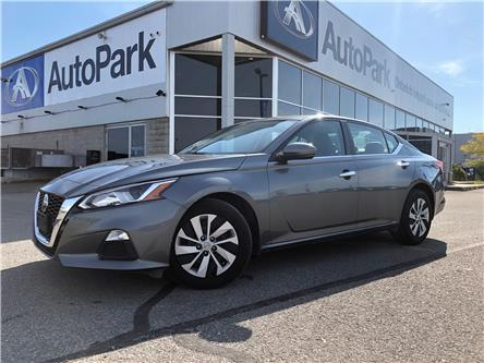 2019 Nissan Altima 2.5 S (Stk: 19-00480RJB) in Barrie - Image 1 of 26