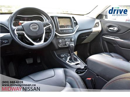 2016 Jeep Cherokee Trailhawk (Stk: U1849) in Whitby - Image 2 of 35