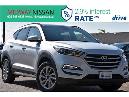 2018 Hyundai Tucson SE 2.0L (Stk: U1882R) in Whitby - Image 1 of 34