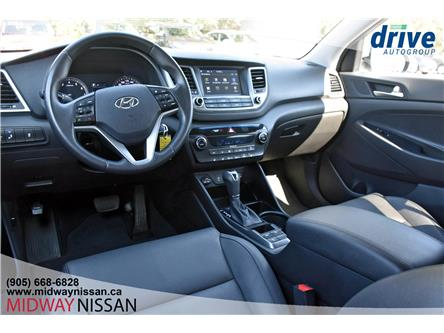 2018 Hyundai Tucson SE 2.0L (Stk: U1882R) in Whitby - Image 2 of 34