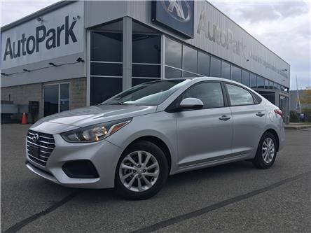2019 Hyundai Accent Preferred (Stk: 19-74102RJB) in Barrie - Image 1 of 25