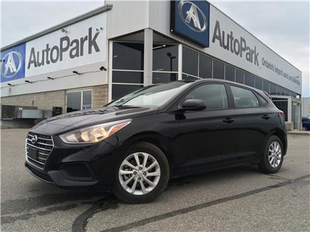 2019 Hyundai Accent Preferred (Stk: 19-74256RJB) in Barrie - Image 1 of 26