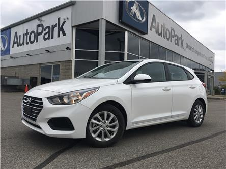 2019 Hyundai Accent Preferred (Stk: 19-75235RJB) in Barrie - Image 1 of 26