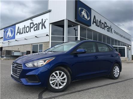 2019 Hyundai Accent Preferred (Stk: 19-79826RJB) in Barrie - Image 1 of 26