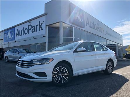2019 Volkswagen Jetta 1.4 TSI Highline (Stk: 19-95241RJB) in Barrie - Image 1 of 26