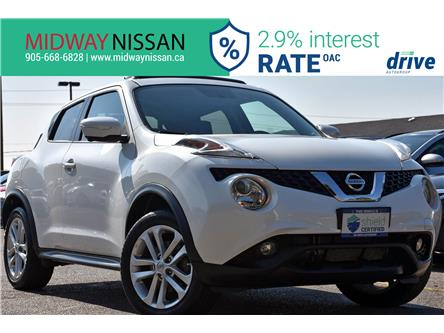 2016 Nissan Juke SL (Stk: KC822693B) in Whitby - Image 1 of 33