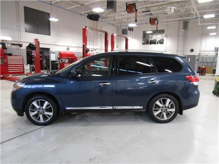 2014 Nissan Pathfinder Platinum (Stk: 7899) in Moose Jaw - Image 2 of 27