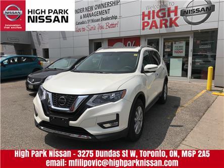2018 Nissan Rogue SV (Stk: U1502) in Toronto - Image 1 of 20