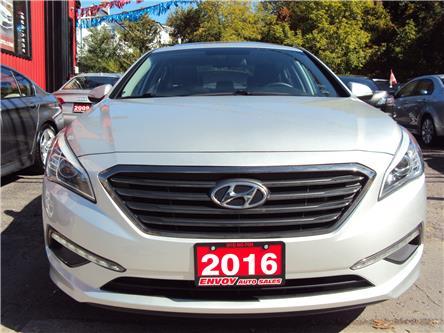 2016 Hyundai Sonata GLS Special Edition (Stk: ) in Ottawa - Image 2 of 30