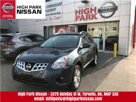 2013 Nissan Rogue SV (Stk: U1416) in Toronto - Image 1 of 14