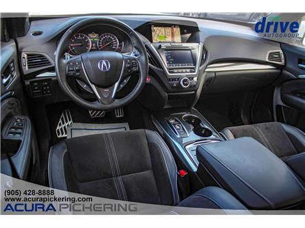 2019 Acura MDX A-Spec (Stk: AT143) in Pickering - Image 2 of 32