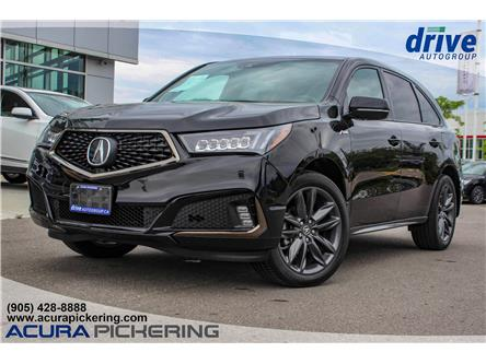 2019 Acura MDX A-Spec (Stk: AT175) in Pickering - Image 1 of 36