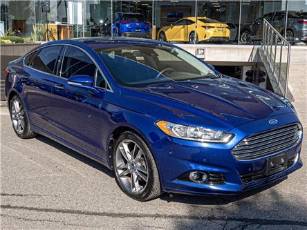 2013 Ford Fusion Titanium (Stk: 28938A) in Markham - Image 1 of 25