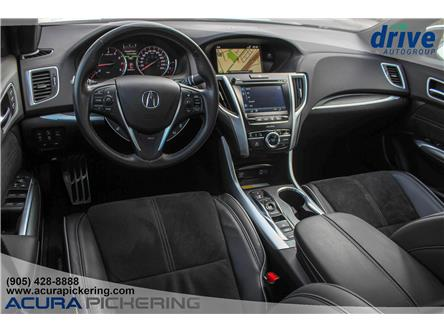 2019 Acura TLX Elite A-Spec (Stk: AT343) in Pickering - Image 2 of 35