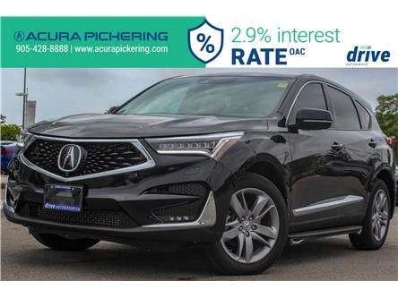 2019 Acura RDX Platinum Elite (Stk: AP4947) in Pickering - Image 1 of 29