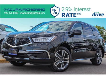 2018 Acura MDX Navigation Package (Stk: AP4952) in Pickering - Image 1 of 33