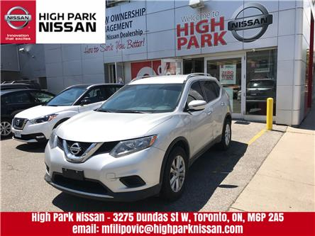2016 Nissan Rogue S (Stk: U1549) in Toronto - Image 1 of 16