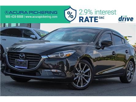 2018 Mazda Mazda3 GT (Stk: AT536B) in Pickering - Image 1 of 31