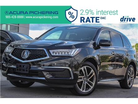 2017 Acura MDX Technology Package (Stk: AP4967) in Pickering - Image 1 of 34