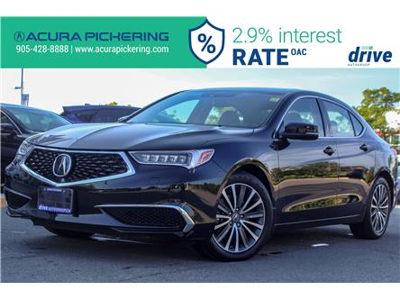 2018 Acura TLX Tech (Stk: AP4980) in Pickering - Image 1 of 34