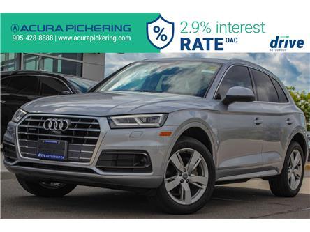 2018 Audi Q5 2.0T Technik (Stk: AP4983) in Pickering - Image 1 of 32