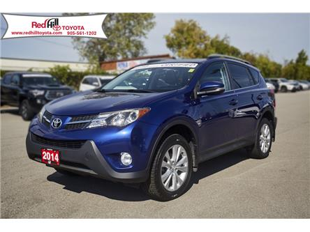 2014 Toyota RAV4 Limited (Stk: 14780A) in Hamilton - Image 1 of 21
