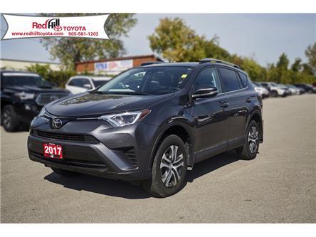 2017 Toyota RAV4 LE (Stk: 53809) in Hamilton - Image 1 of 19
