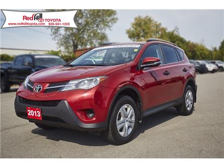 2013 Toyota RAV4 LE (Stk: 19676A) in Hamilton - Image 1 of 18