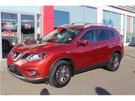 2016 Nissan Rogue SL Premium (Stk: 9R8706A) in Nanaimo - Image 1 of 9
