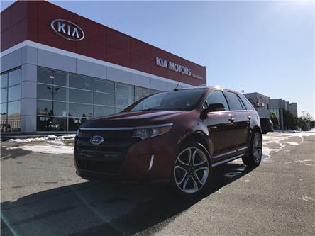 2014 Ford Edge Sport (Stk: P0389A) in Calgary - Image 1 of 22