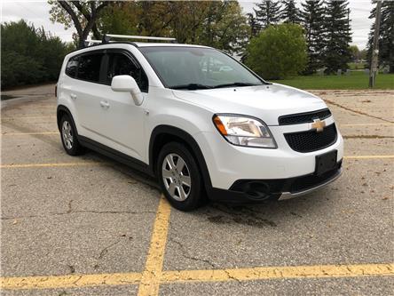 2012 Chevrolet Orlando 1LT (Stk: 9987.0) in Winnipeg - Image 1 of 24