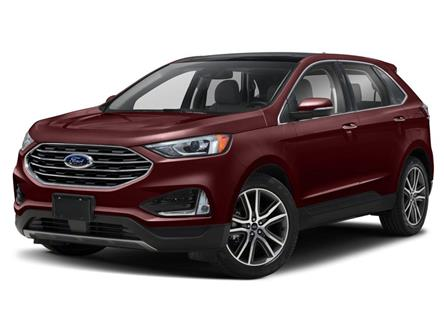 2019 Ford Edge SEL (Stk: DB048) in Sault Ste. Marie - Image 1 of 9