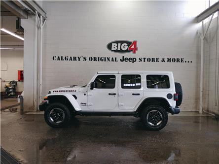 2019 Jeep Wrangler Unlimited Rubicon (Stk: B12256) in Calgary - Image 2 of 14