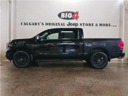 2018 Nissan Titan SV (Stk: 19T342A) in Calgary - Image 2 of 15