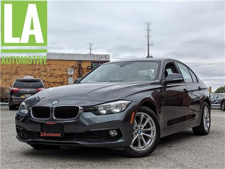 2016 BMW 320i xDrive (Stk: 1FSOLK) in North York - Image 1 of 29