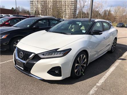 2019 Nissan Maxima Platinum (Stk: MX19003) in St. Catharines - Image 2 of 5