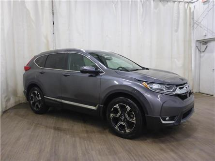 2017 Honda CR-V Touring (Stk: 19091988) in Calgary - Image 1 of 28
