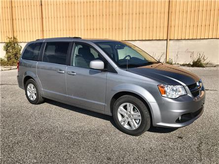 2019 Dodge Grand Caravan Crew (Stk: 191527) in Windsor - Image 1 of 14