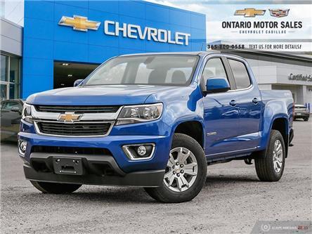 2020 Chevrolet Colorado LT (Stk: T0134194) in Oshawa - Image 1 of 19