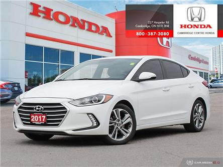 2017 Hyundai Elantra  (Stk: 20291A) in Cambridge - Image 1 of 27