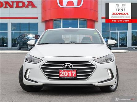 2017 Hyundai Elantra  (Stk: 20291A) in Cambridge - Image 2 of 27