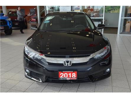 2018 Honda Civic Touring (Stk: 103081) in Milton - Image 2 of 40