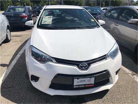 2016 Toyota Corolla LE ECO (Stk: U2692) in Vaughan - Image 2 of 16
