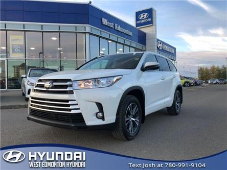 2017 Toyota Highlander XLE (Stk: 4202A) in Edmonton - Image 1 of 27