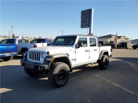 2020 Jeep Gladiator Sport S (Stk: TT001) in  - Image 2 of 18