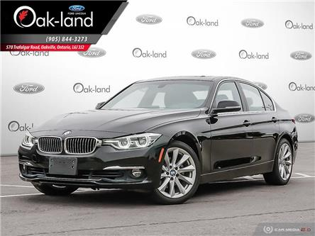 2017 BMW 330i xDrive (Stk: 9T558B) in Oakville - Image 1 of 26