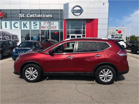 2016 Nissan Rogue  (Stk: P2406) in St. Catharines - Image 2 of 21