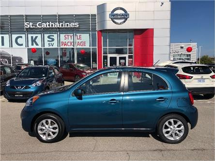 2018 Nissan Micra  (Stk: P2461) in St. Catharines - Image 2 of 18